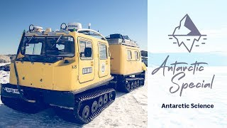 Antarctic Science - Behind the News