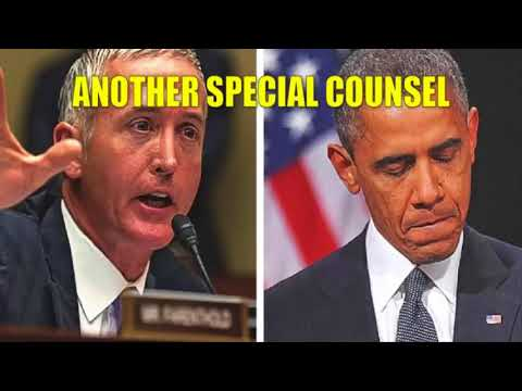 House Oversight Calls for Special Counsel to Investigate Obama's DOJ & FBI