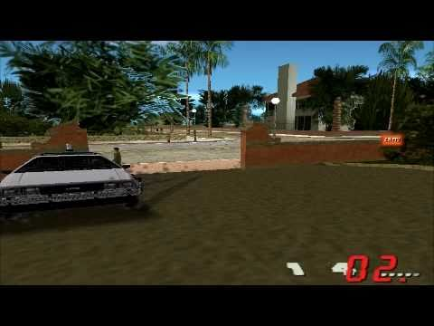 Back To The Future Hill Valley Vice City Travel To 2015