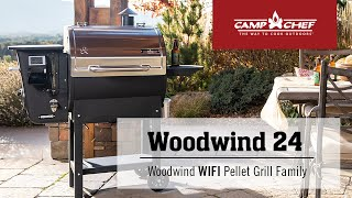 Woodwind Wifi 24 | Camp Chef