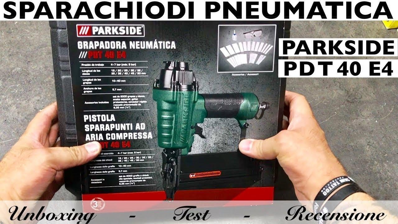 Sparachiodi Ad Aria.Perfect Shoots Pneumatic Nails Parkside Pdt 40 E4 Splapunti With Lidl Compressed Air