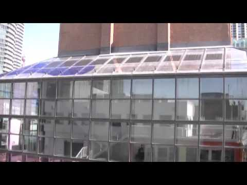 Building-Integrated Photovoltaic (BIPV) Glazing for Building Envelopes