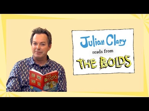 Julian Clary reads The Bolds