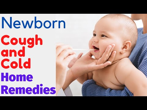 Newborn Baby Cough And Cold Treatment - Cough & Cold : Home Remedies For Baby