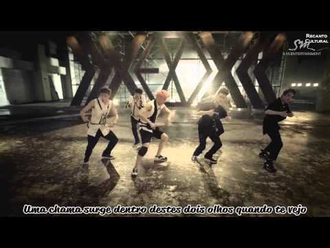 EXO - Growl (2nd Version - Korean) (Legendado PT-BR)