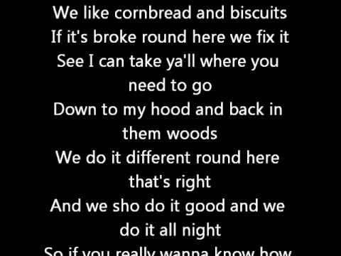 Colt Ford- Dirt Road Anthem (Lyrics) - YouTube