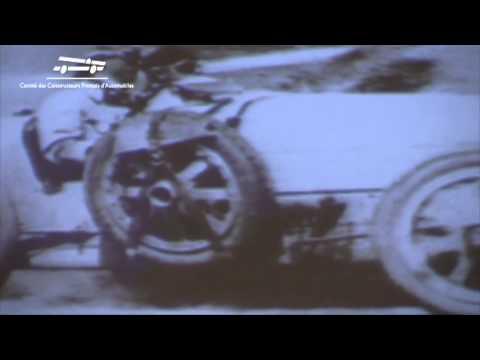 Bugatti dans la course - Richard Keller