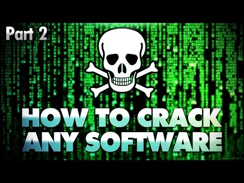 crack any software with ollydbg hide