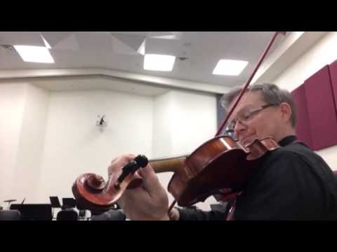 Traditions of Christmas viola part