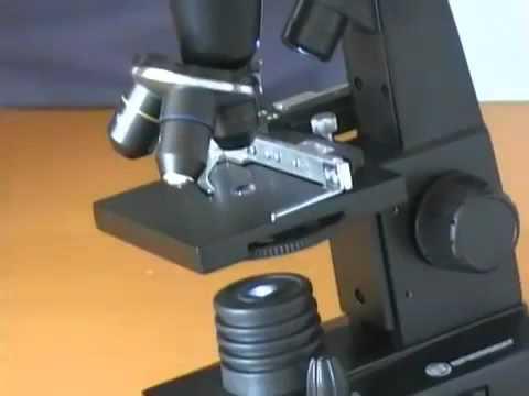 Bresser biolux lcd ekranlı mikroskop sıfır ayarında alışveriş