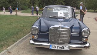 Mercedes Benz W110 190 C (1965) Exterior and Interior