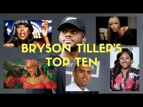Bryson Tiller Interview | He names his TOP 10 inspirations, Rihanna vs. Beyoncé | MalcolmMusic