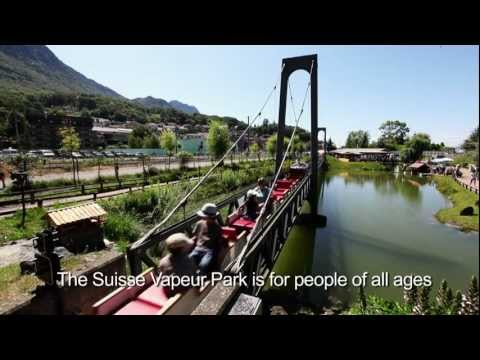 Miniature Train Park: Swiss Vapeur Parc