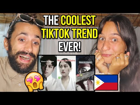 MUSEO de FILIPINO INCREDIBLE TIK TOK Trend of the PHILIPPINES!
