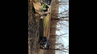 Jeep pull haspin