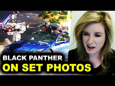 Thumbnail: Black Panther 2018 On Set Photos REACTION & REVIEW - Beyond The Trailer