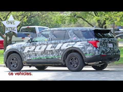 2020 Ford Police Interceptor Utility dominates Michigan State Police testing