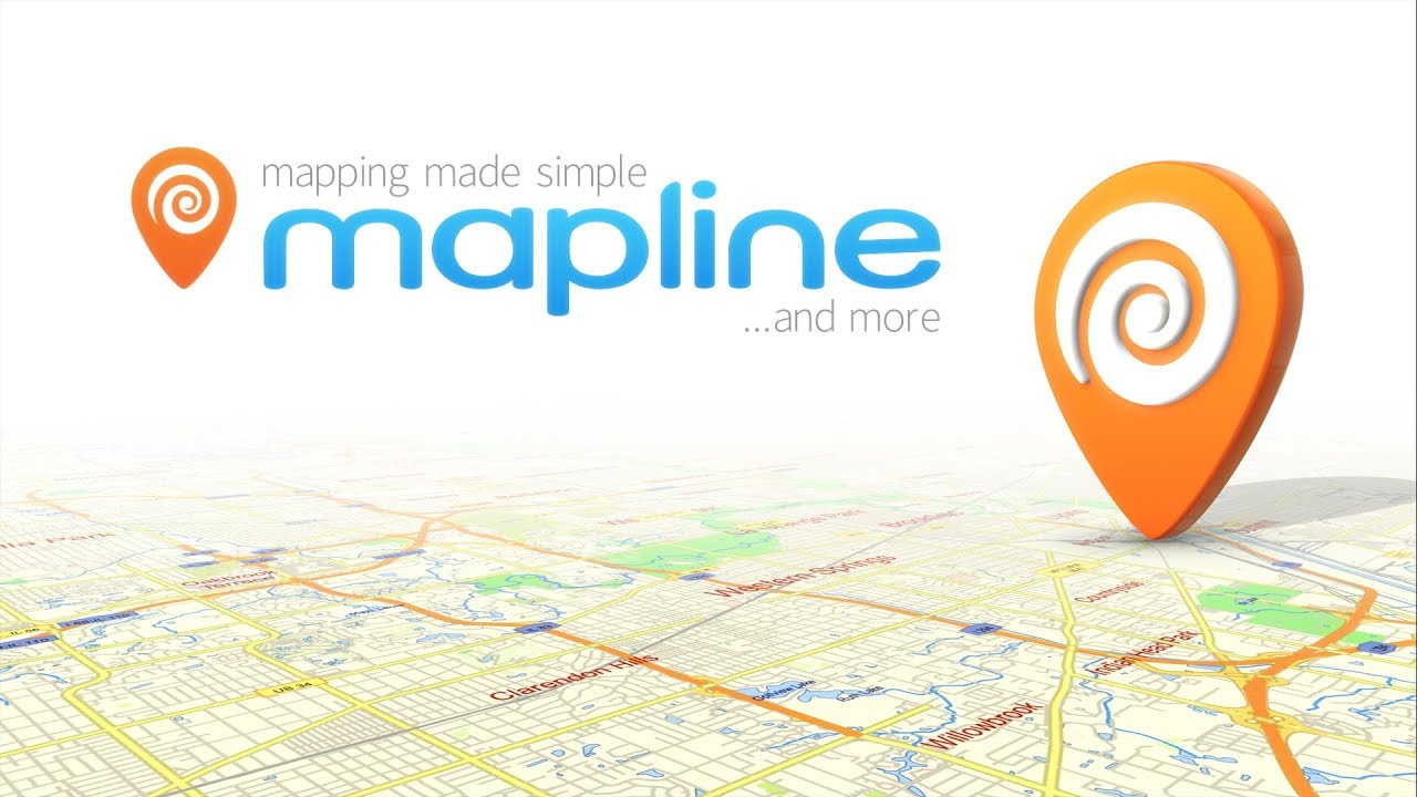 Create a Map from Excel Spreadsheet Data, Mapline Mapping Tools