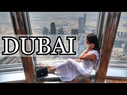 TOP THINGS TO SEE IN DUBAI 2019 | TRAVEL VLOG IV