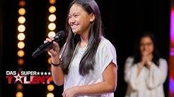 Tiara singt sich in die Herzen | Das Supertalent 2017 | Sendung vom 07.10.2017