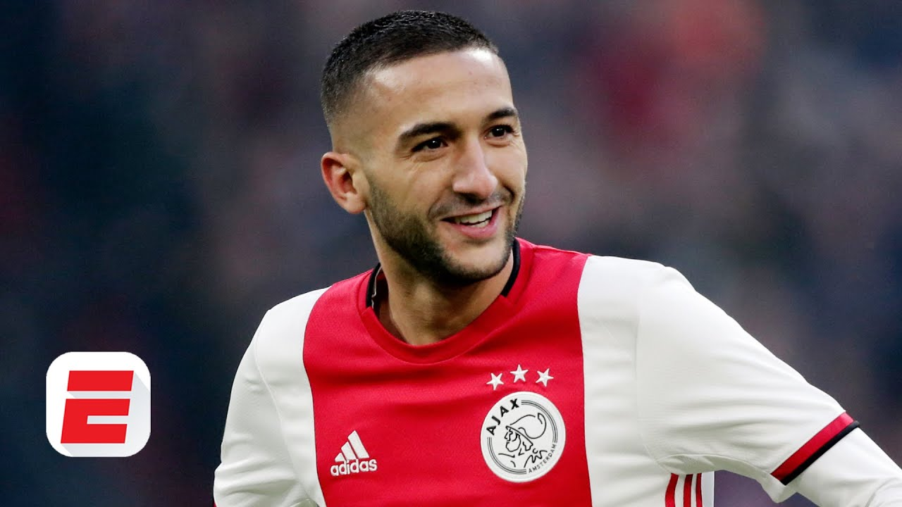 Hakim Ziyech 'ticks lots of boxes' for Chelsea - Frank Lampard | Premier League