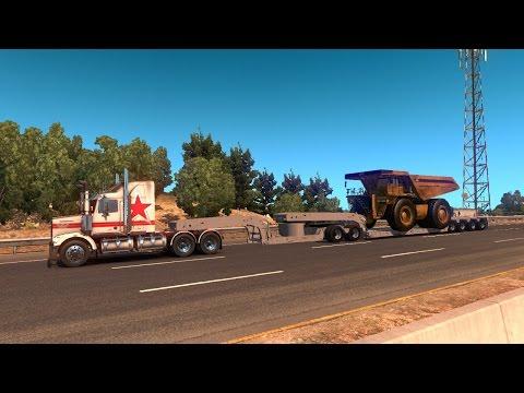 ATS | Western Star 4800 cargas extremas