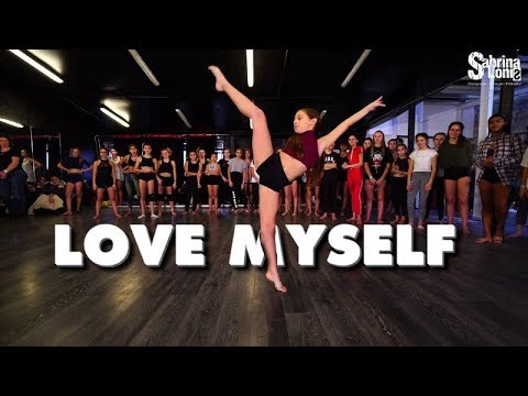 Love Myself  Blake Mcgrath Contemporary Jazz  Sabrina Lonis class