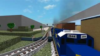 Roblox Ro-Scale Tutorial [Rolling Stock]