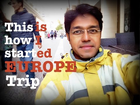 PRAGUE GUIDE : The Beginning of Europe Trip From India