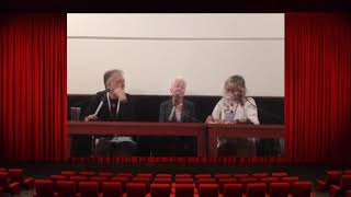 Eleanor Coppola - Paris Can Wait Press Conference Biografilm