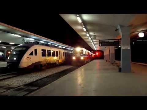 Το Danube Express εισερχεται στον ΝΕΣΘ 18/07/2015