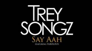 Trey Songz ft. Fabolous - Say Aah *LYRICS IN DESCRIPTION*