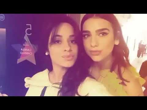 Camila Cabello & Dua Lipa at BBC RADIO 1 Teens Awards
