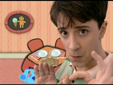 Blue's Clues - Snack Time