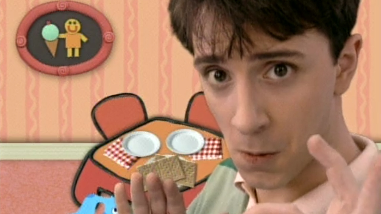 Blue's Clues - Snack Time - YouTube