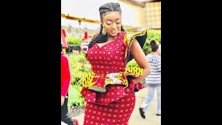 2019 African Clothing styles: Most Popular And stylish African Ankara styles For Fashionistas