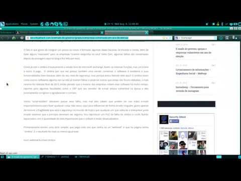 Parrot OS - SCANNER INURL + Zimbra - Privilegie Escalation via LFI (0day)