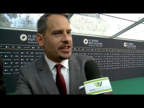 Moritz Bleibtreu und Özgür Yildirim am 13. Zürich Film Festival