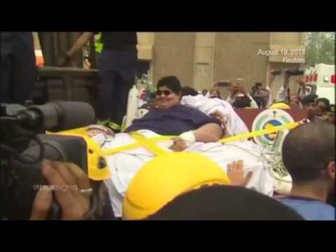 Middle East struggles under the weight of an obesity epidemic