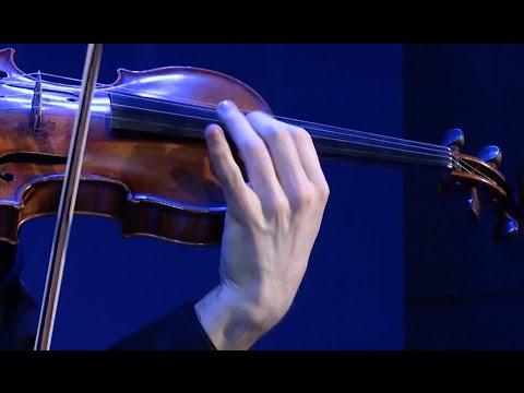 Augustin Hadelich plays Pablo de Sarasate: Carmen Fantasy, Op. 25