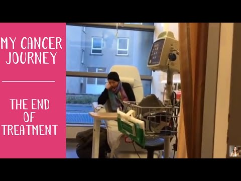 My Cancer Journey: End of Treatment