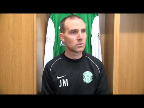Update with Hibernian's Head of Academy Coaching James McDonaugh