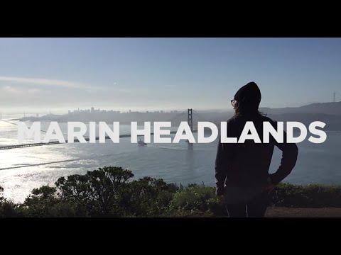 Camping & Hiking Marin Headlands + San Francisco