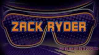 Repeat youtube video Zack Ryder Theme Song Titantron 2012
