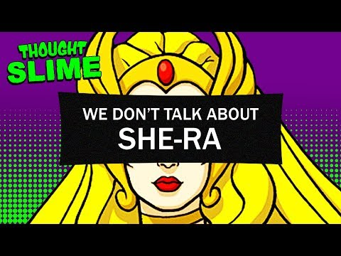 We dont talk about SheRa