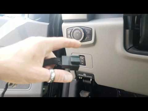 2017-2018 Ford Super Duty F250 Plug & Play Remote Start Install