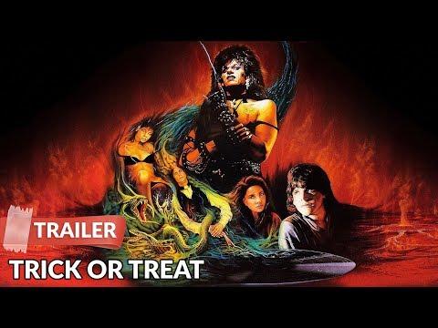 Trick or Treat 1986 Trailer | Marc Price | Tony Fields