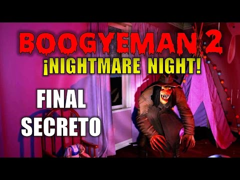 BOOGYEMAN 2 | FINAL SECRETO ¡NIGHTMARE NIGHT!