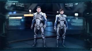Mass Effect: Andromeda [PS4/XOne/PC] Pathfinder Team Briefing
