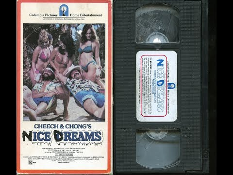 Opening to Cheech and Chongs Nice Dreams 1982 VHS True HQ